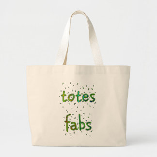 Grand Tote Bag Emballages Fabs
