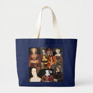 Grand Tote Bag Épouses de Henry 8ème et ses six