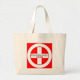 Grand Tote Bag Équipe d'Opidemic