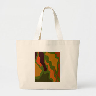 Grand Tote Bag Ethno d'éléments de conception