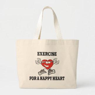 Grand Tote Bag exercice heart2