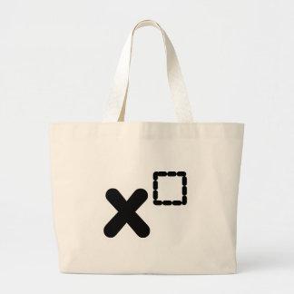 Grand Tote Bag Exposant