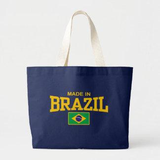 Grand Tote Bag Fabriqué au Brésil