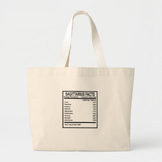 GRAND TOTE BAG FAITS DISCRIPTION DE SAGITTAIRE.