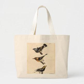 Grand Tote Bag Fauvettes