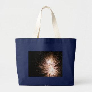 Grand Tote Bag Feux d'artifice