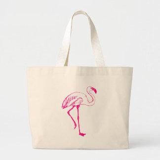 Grand Tote Bag Flamant #8