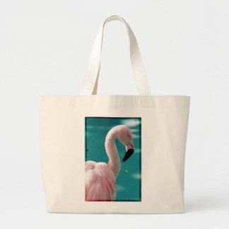 Grand Tote Bag Flamant rose