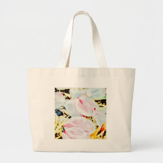 Grand Tote Bag Fleurs de cerisier !