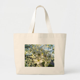 Grand Tote Bag Fleurs de cerisier de Yoshino