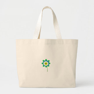 Grand Tote Bag Floral_Eyeball