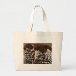 Grand Tote Bag Fourre-tout/humoristique enormes