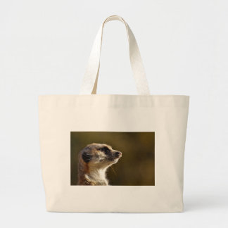 Grand Tote Bag Fourrure de Tiergarten de zoo de nature animale de