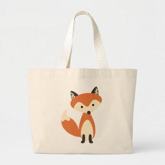 Grand Tote Bag Fox rusé