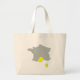 GRAND TOTE BAG FRANCE PLUIE NORD SOLEIL SUD 1.PNG