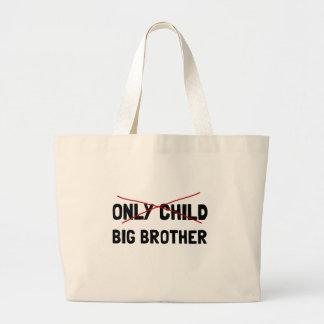Grand Tote Bag Frère d'enfant unique