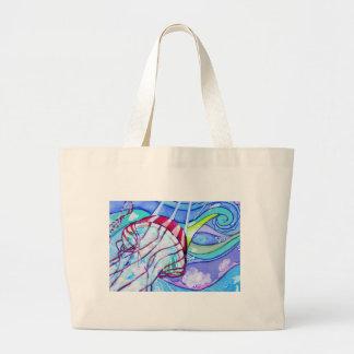 Grand Tote Bag Gelée de Surfin
