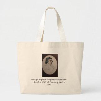 Grand Tote Bag George Augustus Polgreen Bridgetower 1790