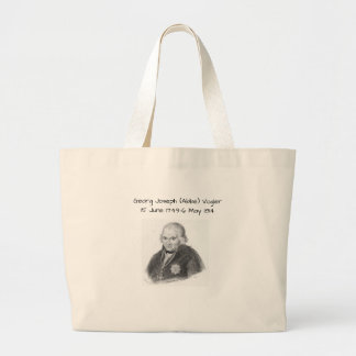 Grand Tote Bag George Joseph (Abbe) Vogler