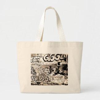 Grand Tote Bag Graffiti
