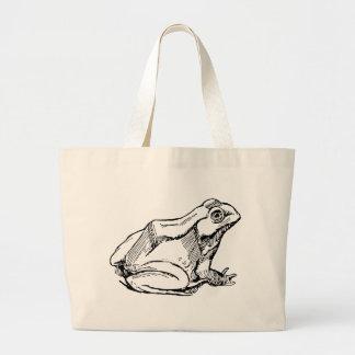 Grand Tote Bag Grenouille
