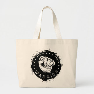 Grand Tote Bag guerrier