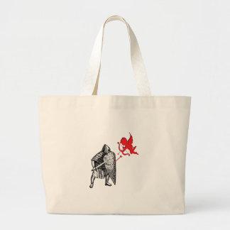 Grand Tote Bag Guêtre d'amour