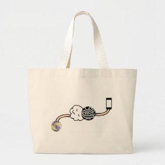 Grand Tote Bag H0m@ M@ŝin0