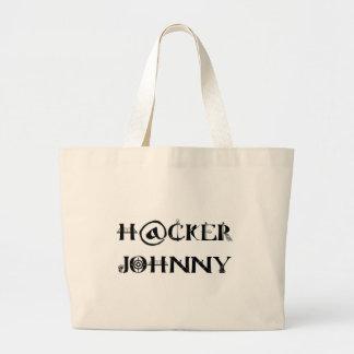 Grand Tote Bag hacker johnny