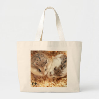 Grand Tote Bag Hammyville - hamsters mignons