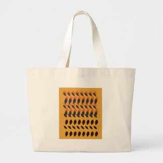 Grand Tote Bag Haricots d'eco de conception