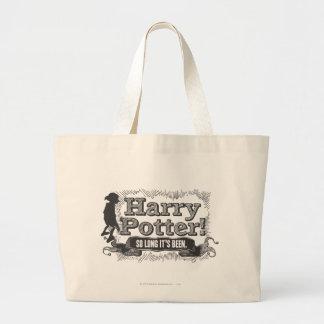 Grand Tote Bag Harry Potter ! Tellement longtemps il a été