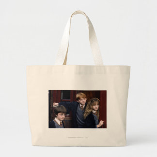 Grand Tote Bag Harry, Ron, et Hermione