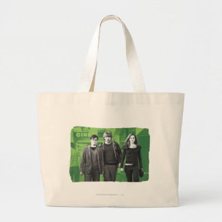 Grand Tote Bag Harry, Ron, et Hermione 1