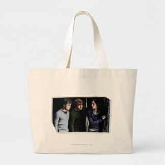Grand Tote Bag Harry, Ron, et Hermione 4