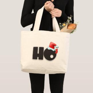 Grand Tote Bag Ho3 Ho cubé Ho Ho Ho