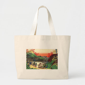 Grand Tote Bag Hokusai - art japonais - le Japon