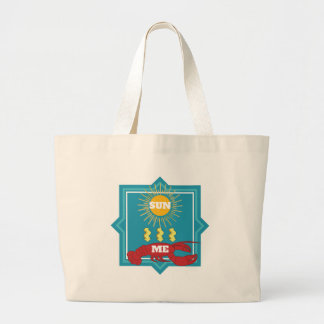 Grand Tote Bag Homard de Sun