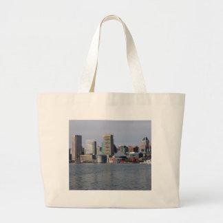 Grand Tote Bag Horizon de Baltimore