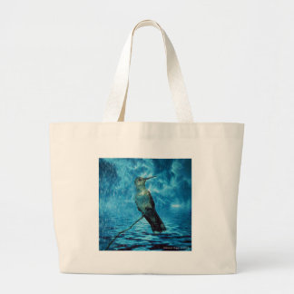 Grand Tote Bag Hummer et l'ouragan