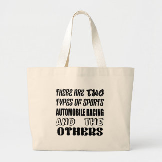 Grand Tote Bag Il y a deux types d'EMBALLAGE d'AUTOMOBILE de