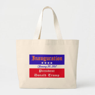 Grand Tote Bag Inauguration Donald Trump le 20 janvier 2017