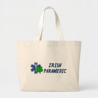 Grand Tote Bag Infirmier irlandais