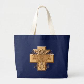 Grand Tote Bag Infirmière de LPN