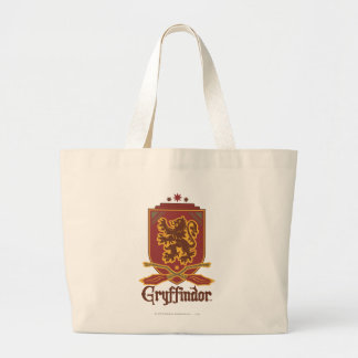 Grand Tote Bag Insigne de Harry Potter | Gryffindor QUIDDITCH™