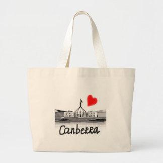 Grand Tote Bag J'aime Canberra