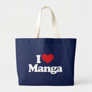 Grand Tote Bag J'aime Manga