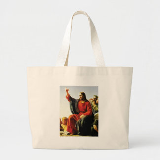 Grand Tote Bag JC enseigne