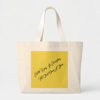 Grand Tote Bag Jour de la terre