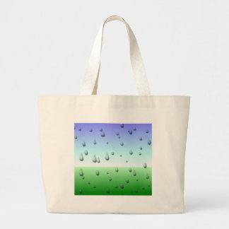 Grand Tote Bag Jour pluvieux